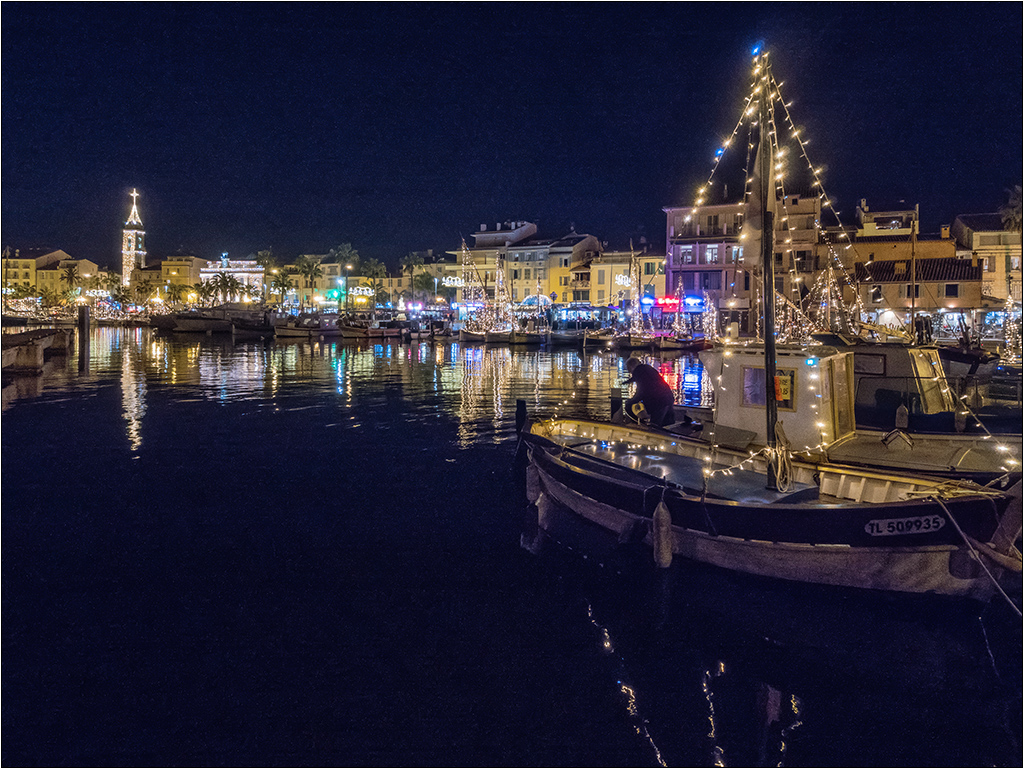 [Paysages] Sanary by night P1033914
