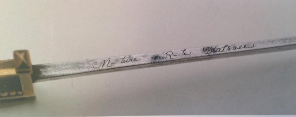 Les sabres briquets 1ère partie : les modèles 1767 et 1790 Fullsi50
