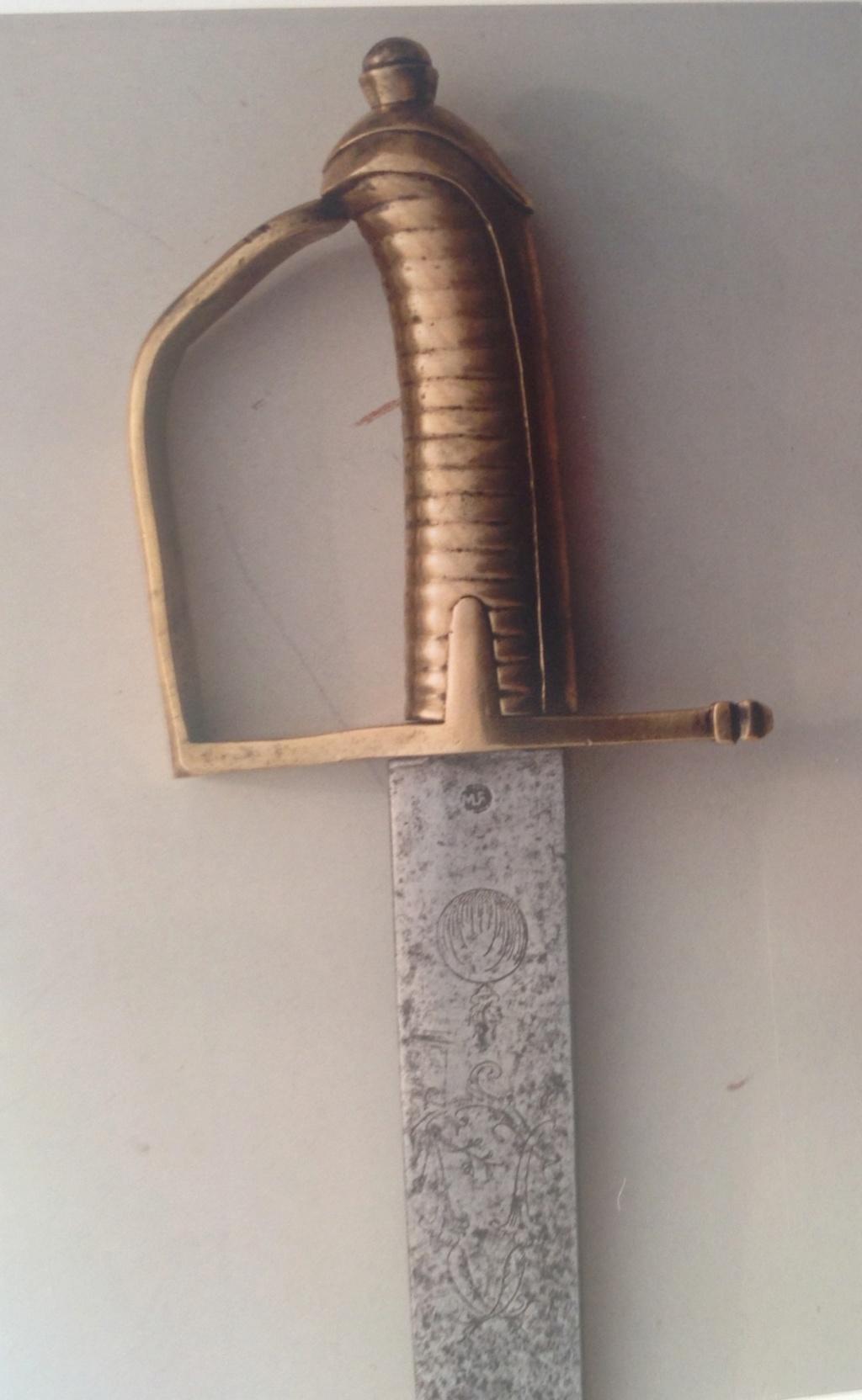 Les sabres briquets 1ère partie : les modèles 1767 et 1790 Fullsi52