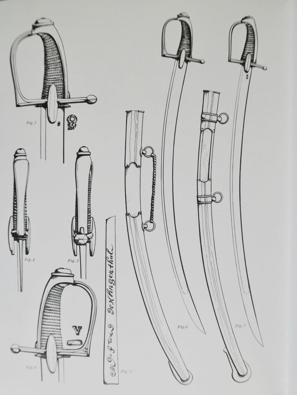Sabre de l'artillerie à cheval de la garde des Consuls Img_1113