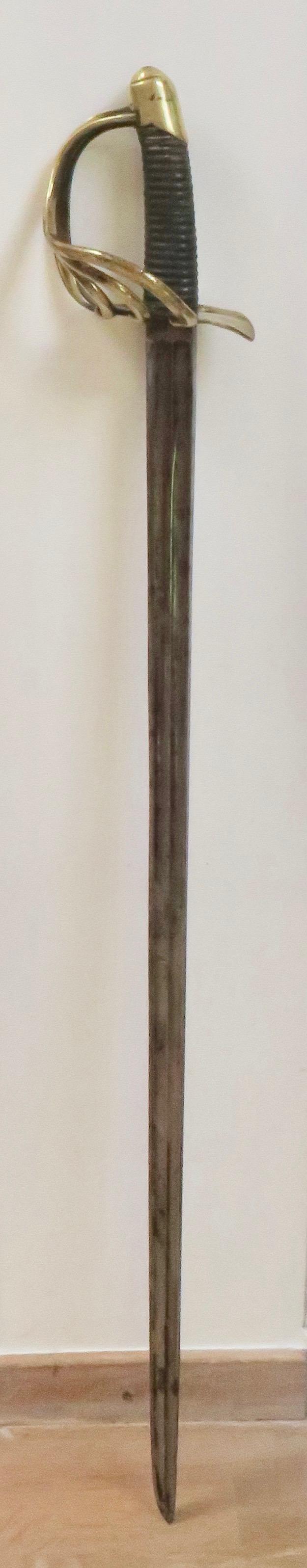 Kavalleriedegen französische Form Img_1311