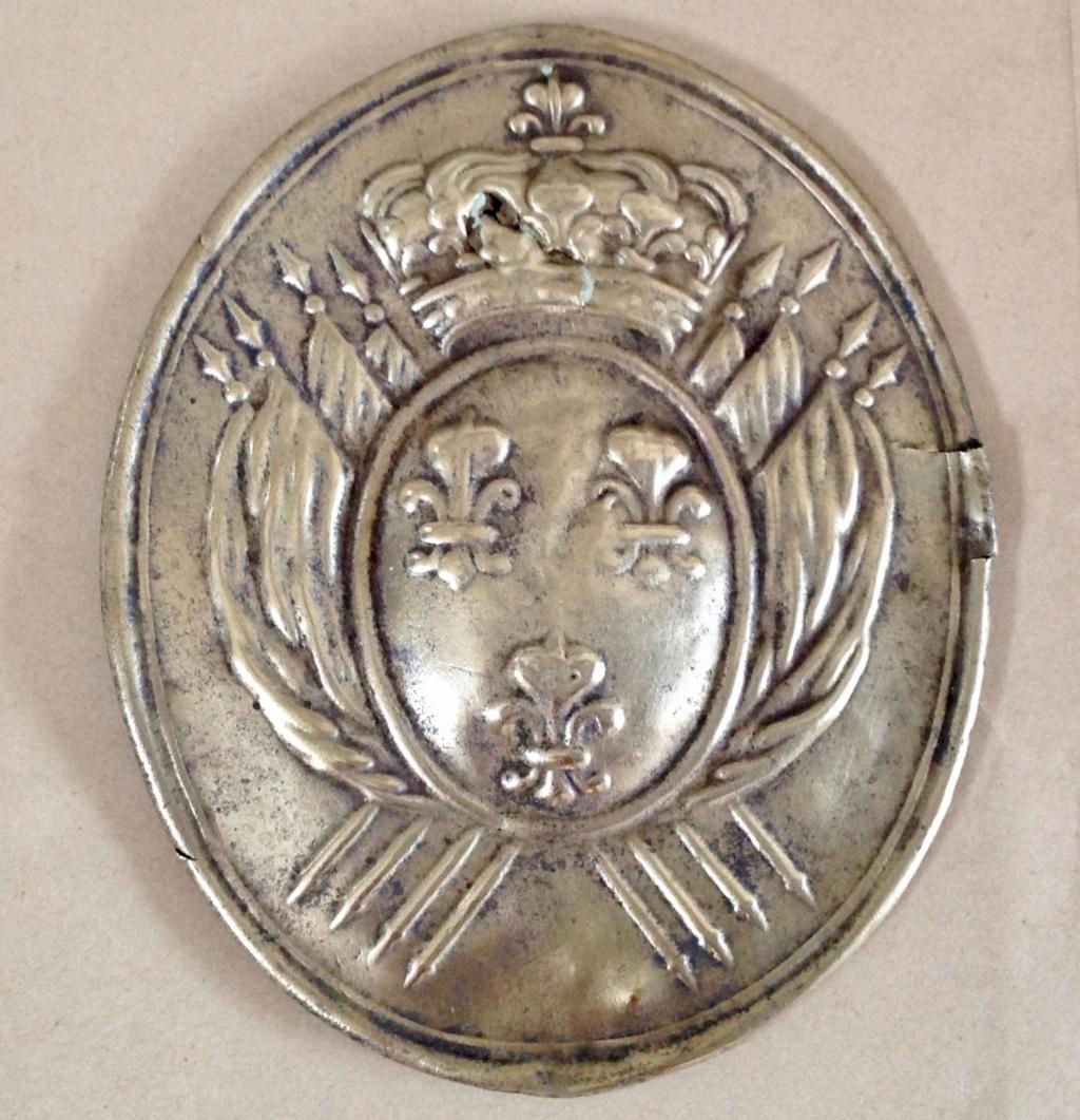 plaque de giberne ancien régime Img_7624