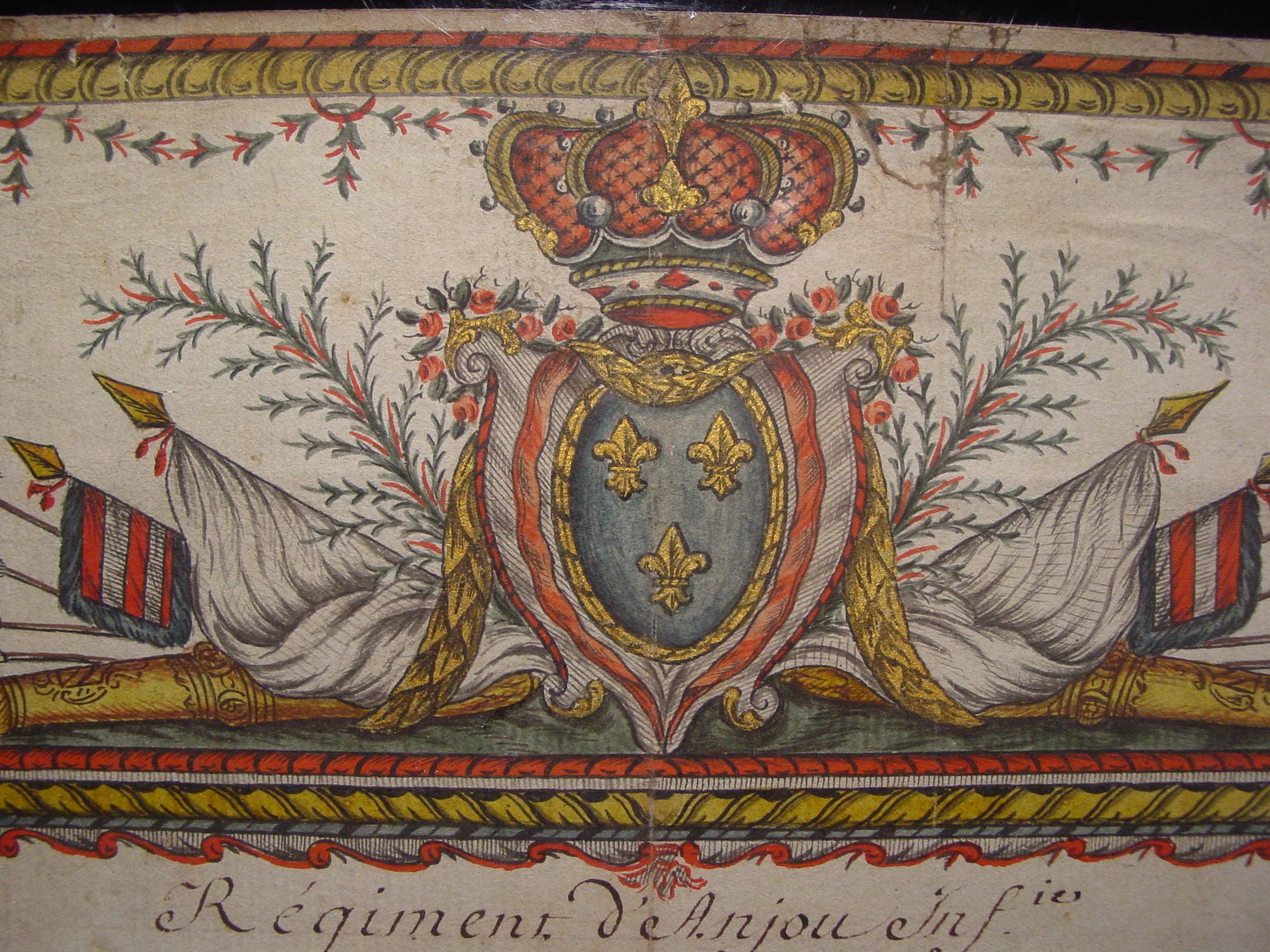 Regiment d'Anjou Photo_52