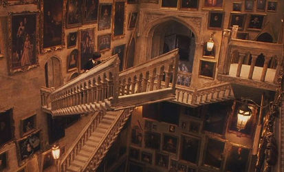 Harry Potter et Les Animaux fantastiques Escali10