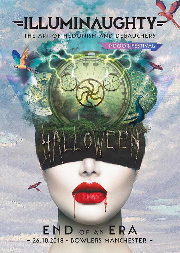IllumiNaughty presents: THE END OF AN ERA! Halloween indoor  Illumi10