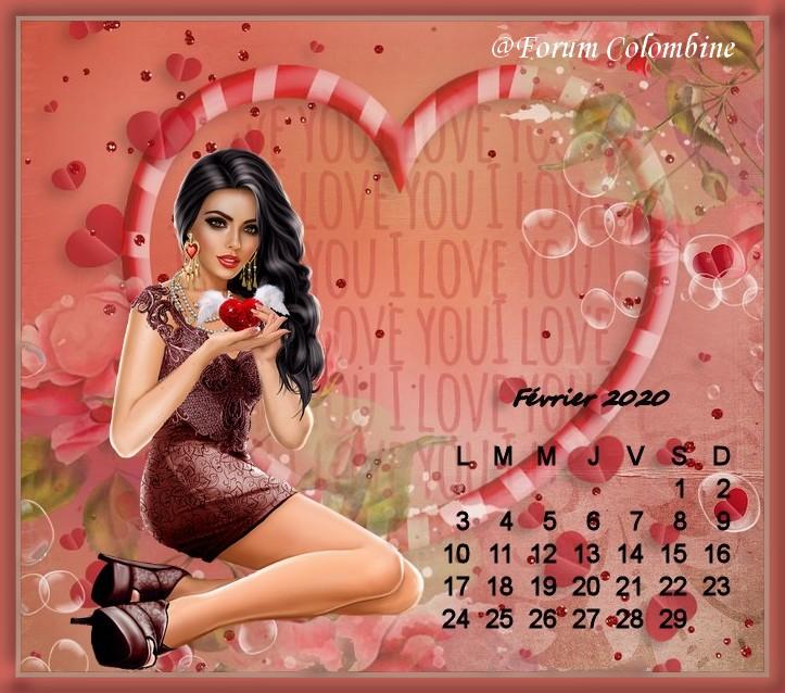Vote concours du calendrier de février  Calend44