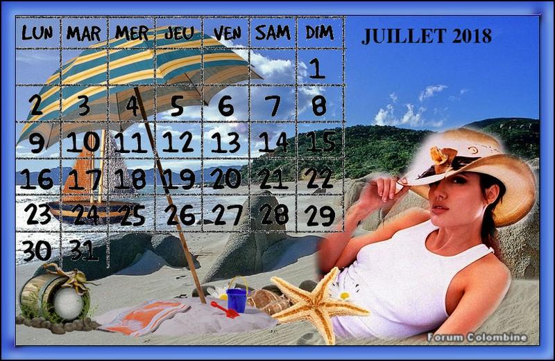 Vote concours du calendrier de juillet   Colomb11