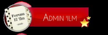 Admin 'ILM Moujtahidah