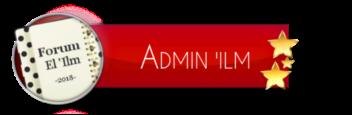 Admin 'ILM Moujtahidah 2x
