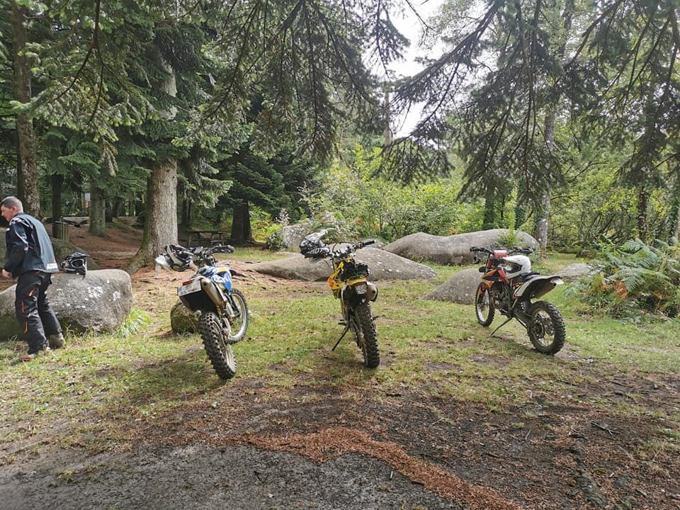 tarn (mazamet) vendredi 10/09 petit trail 24163210