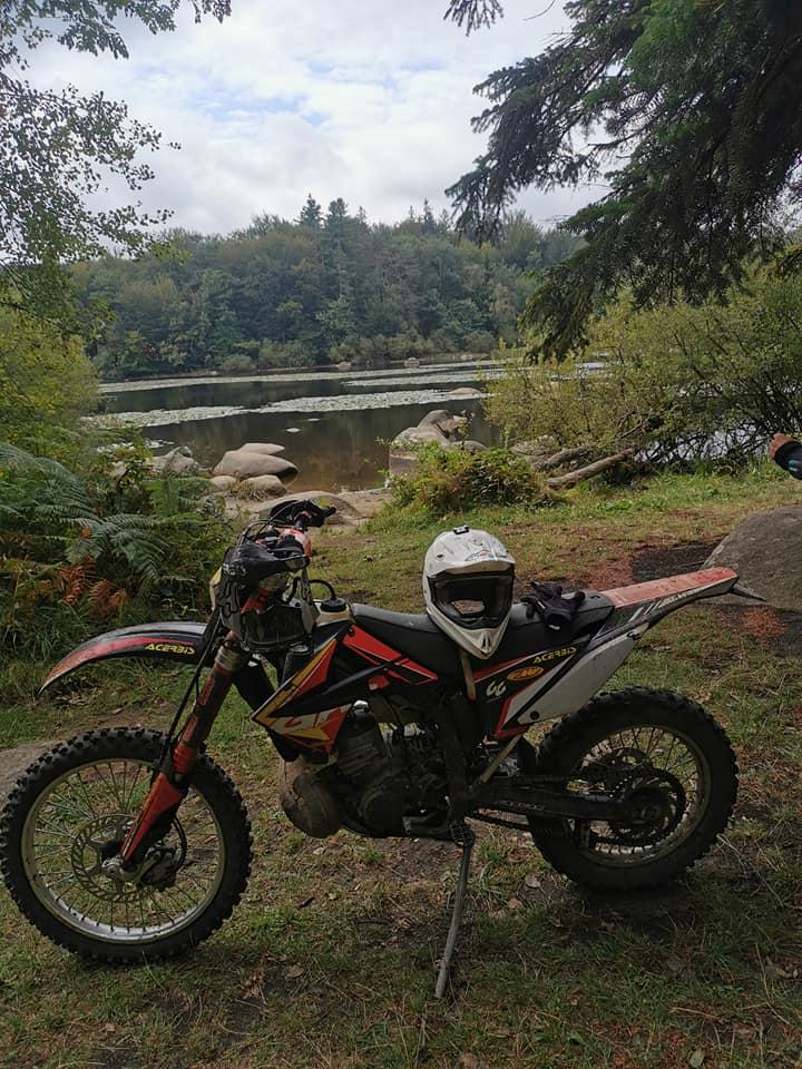 tarn (mazamet) vendredi 10/09 petit trail 24164410