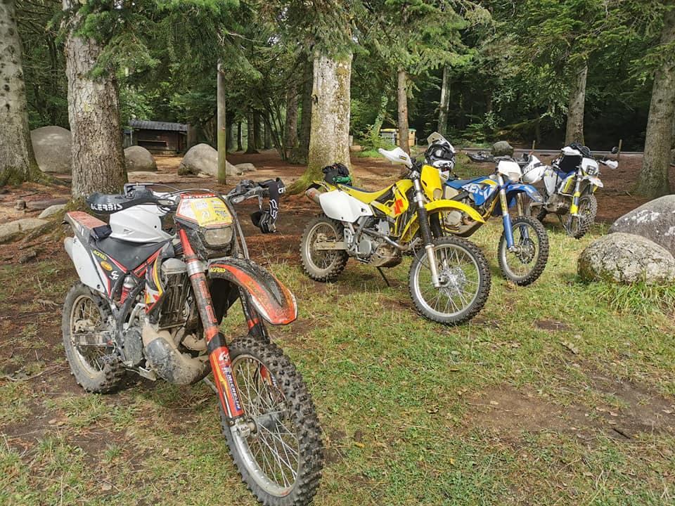 tarn (mazamet) vendredi 10/09 petit trail 24167510