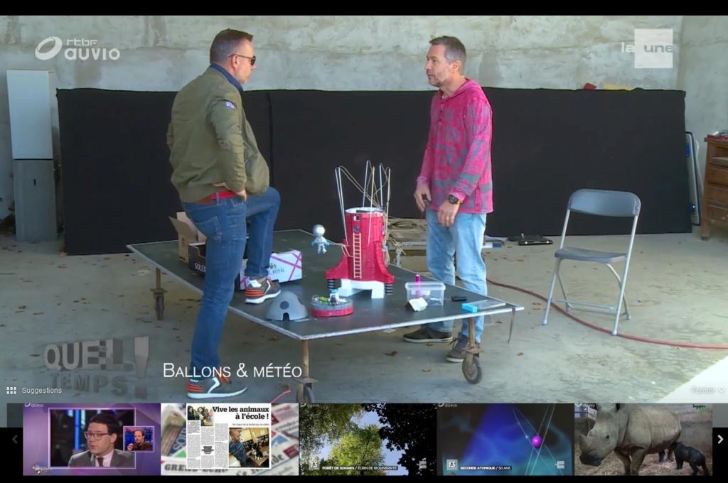 fusée - Fusée Cosmoschtroumpf dans les airs - Page 4 Quel_t12