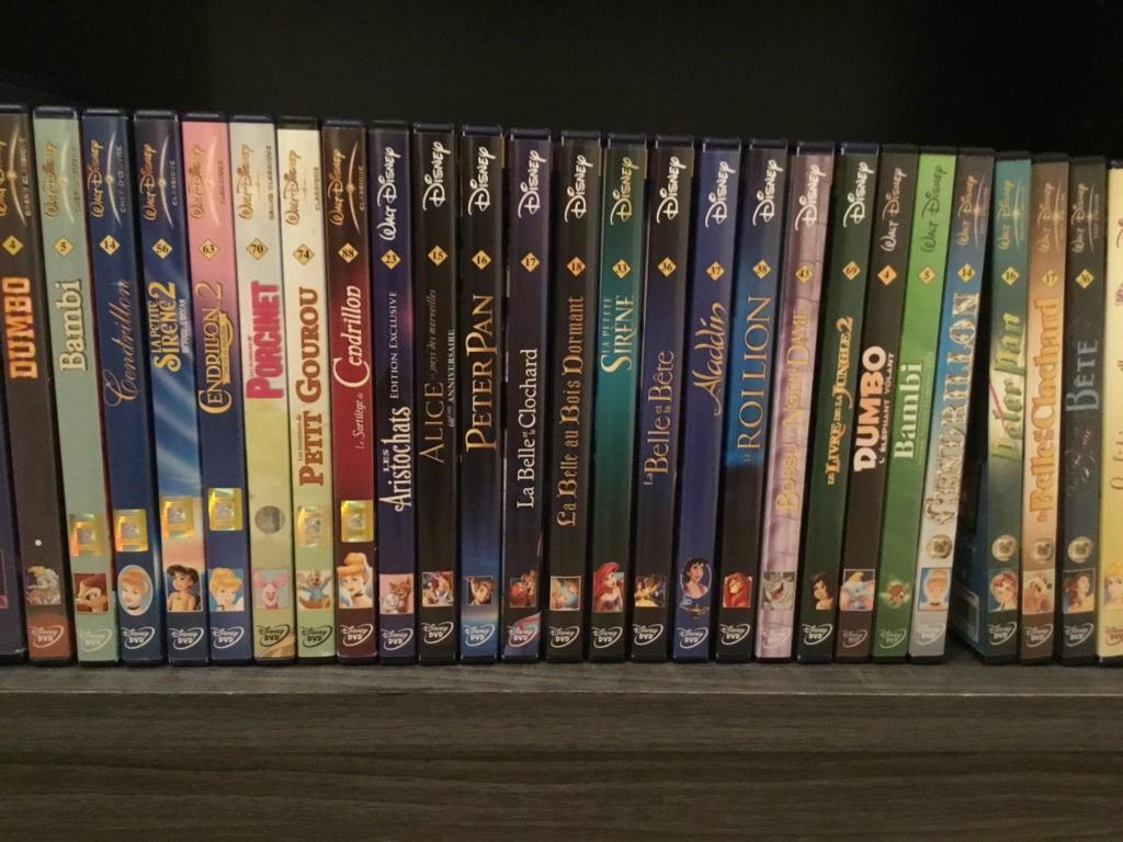 Ma collection (débutante) de VHS, DVD et Super 8 Disney 41512411