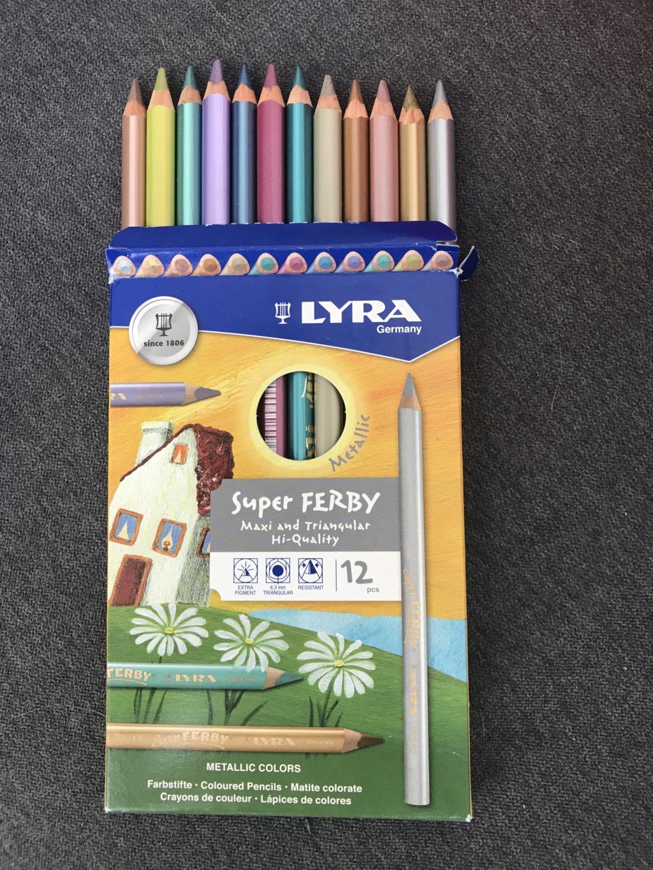 LYRA - SUPER FERBY METTALIC Img_6016
