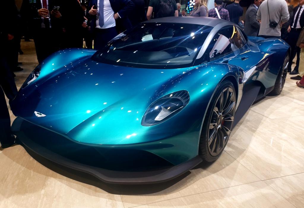 2021 - [Aston Martin] Project 003 20190312