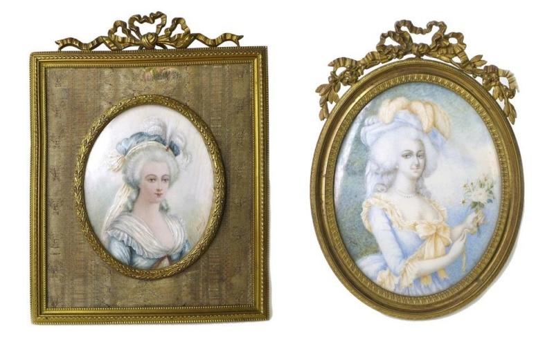A vendre: miniatures de Marie Antoinette? - Page 7 11001410