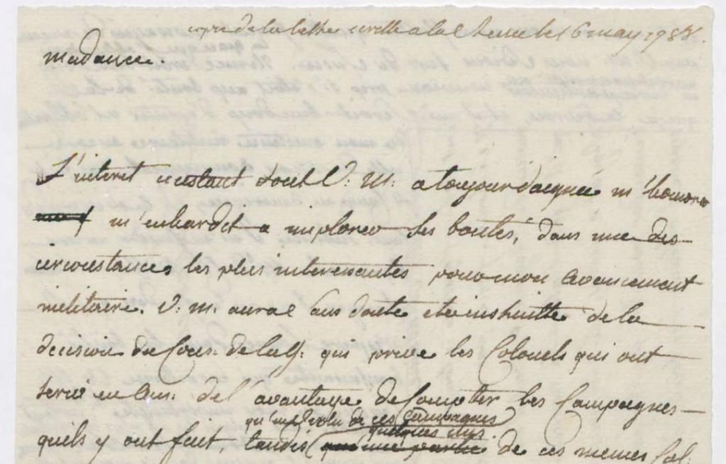 Ecrits du comte Hans Axel von Fersen Zlougr12
