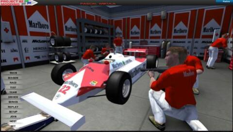 Mod F1 1982 for rFactor - Page 9