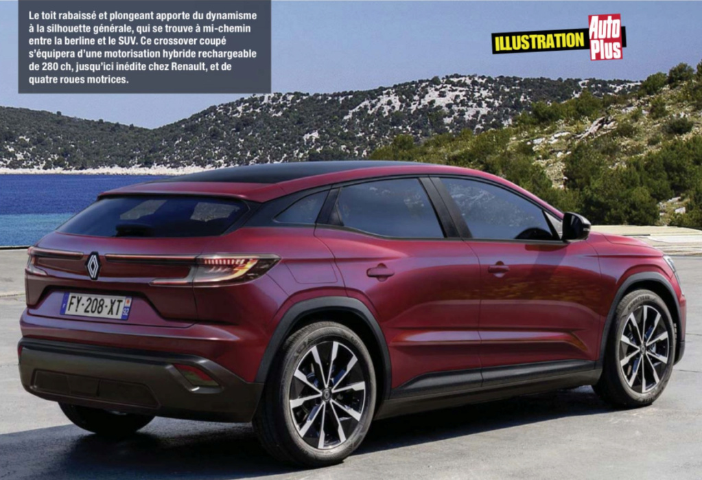 2023 - [Renault] Kadjar Coupé [DHN] - Page 2 Arrizo10