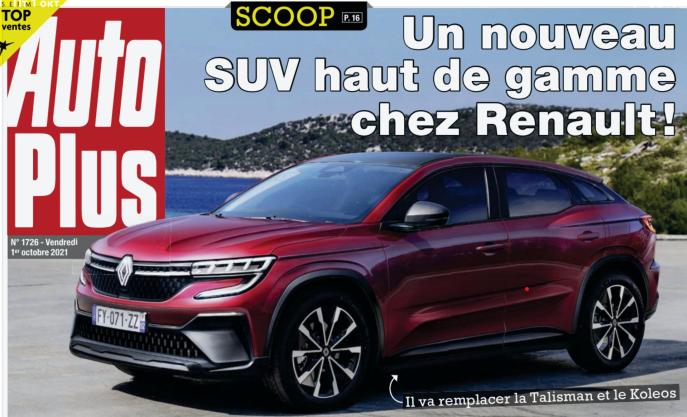 2023 - [Renault] Kadjar Coupé [DHN] - Page 2 Avant10