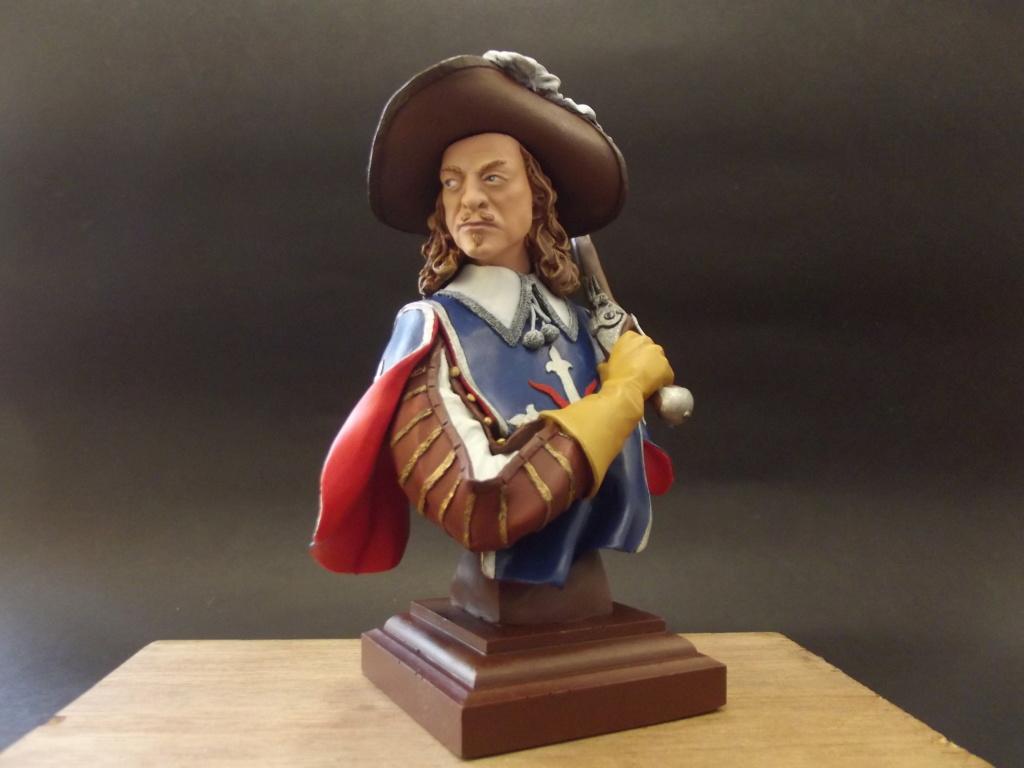 Buste Mousquetaire du Roi Pilipili 110