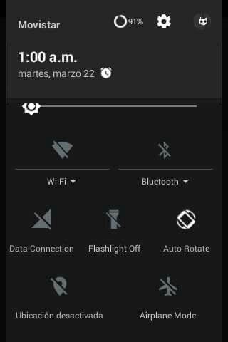 Roms Dark Fap para Alcatel One Touch Pop D1 4018A 2cmnrd10