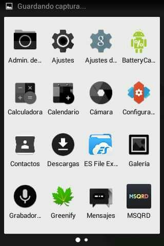 Roms Dark Fap para Alcatel One Touch Pop D1 4018A 2j5kq310
