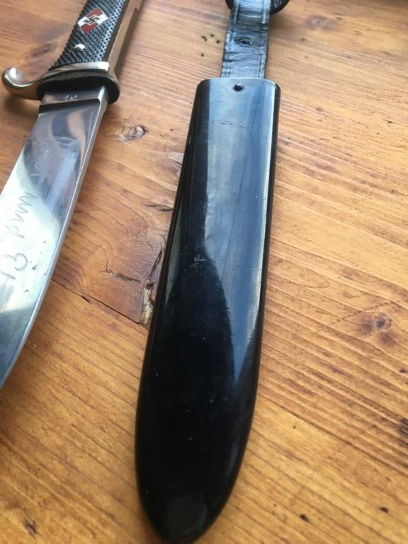 Couteau HJ avec devise avis....  2800fe10