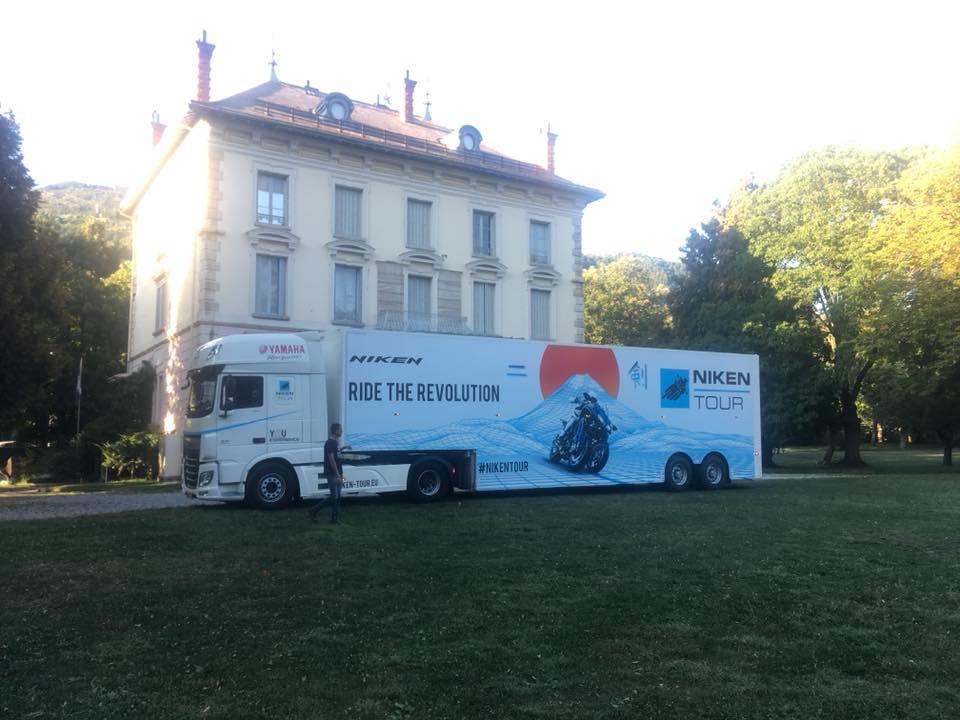 YAMAHA NIKEN TOUR Belgique & Barcelonnette … le BILAN !!! 40684410