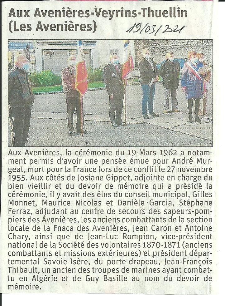 ACTIVITES DIVERSES DE LA SECTION SAVOIE ISERE - Page 7 19_mar10