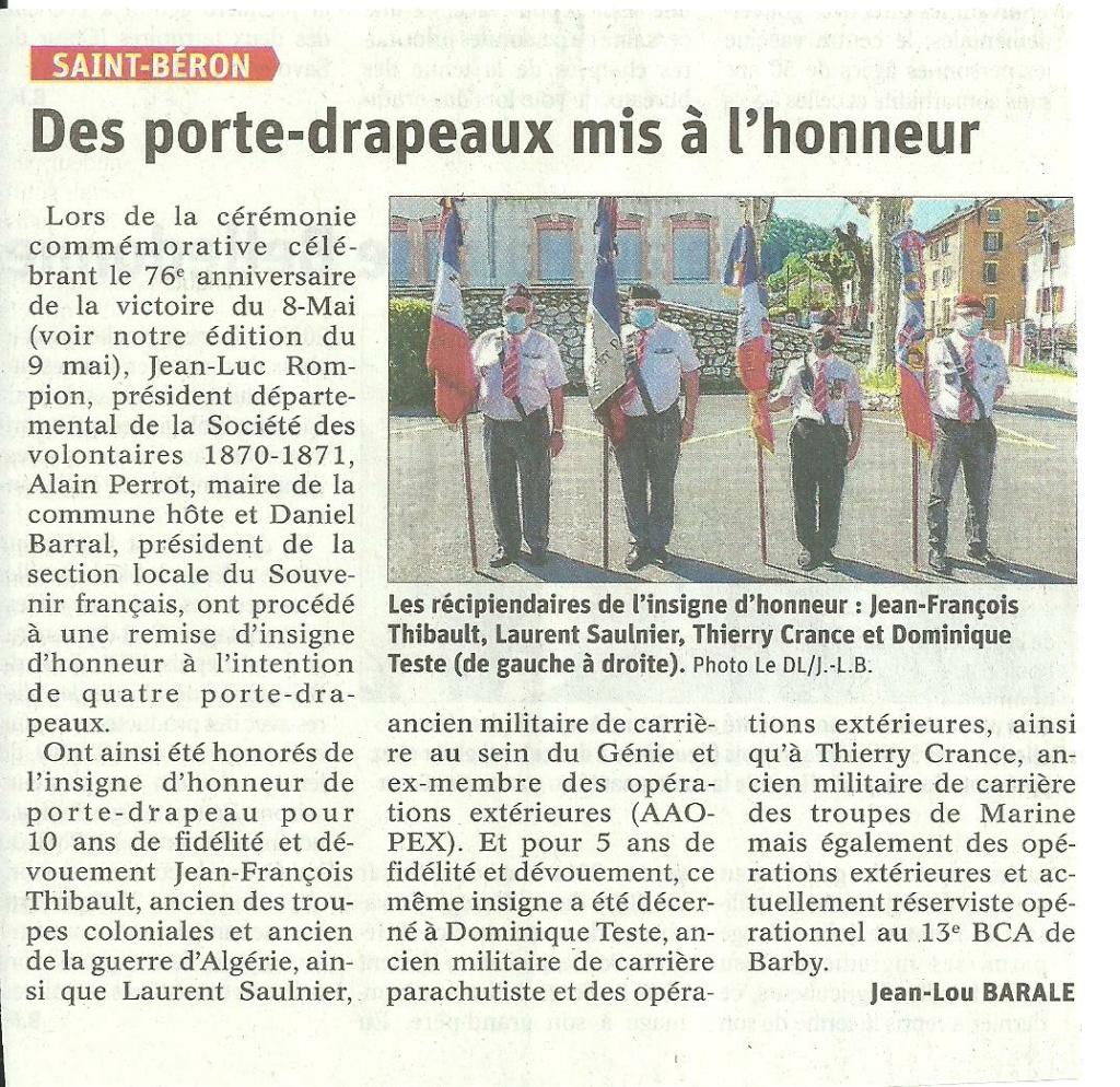 ACTIVITES DIVERSES DE LA SECTION SAVOIE ISERE - Page 7 8_mai_11