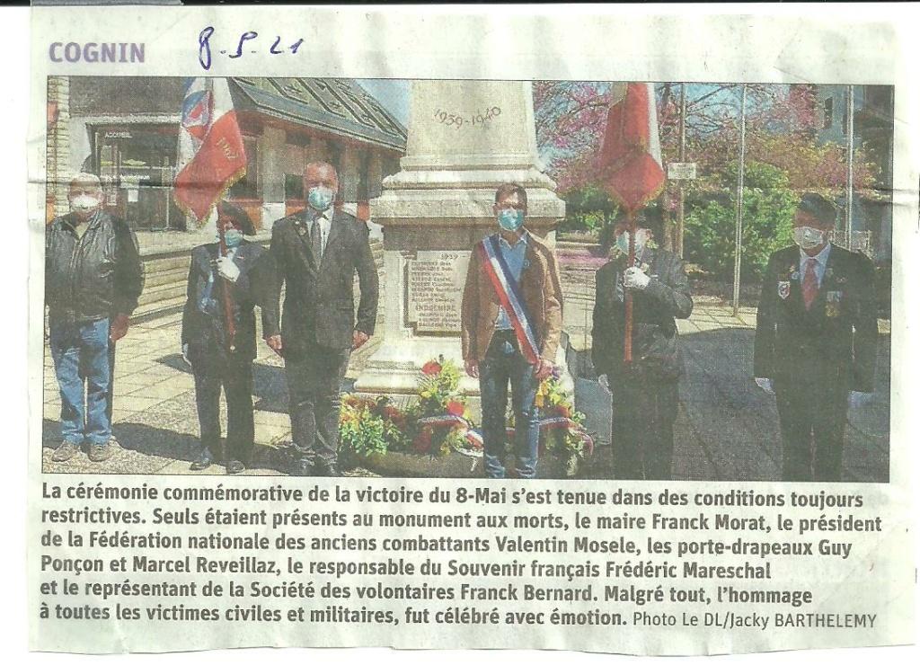 ACTIVITES DIVERSES DE LA SECTION SAVOIE ISERE - Page 7 8_mai_12