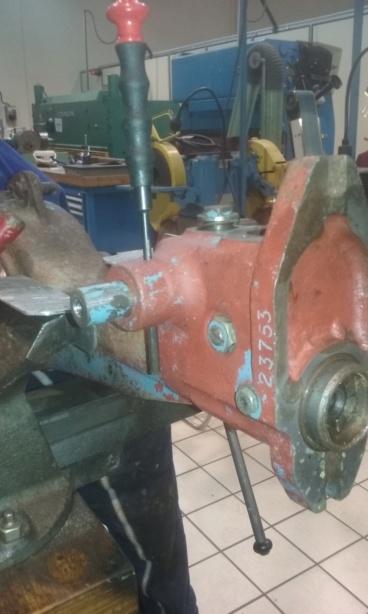 restauration - Restoration d'un Rotovator 20180423