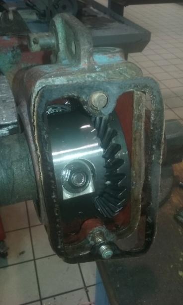 restauration - Restoration d'un Rotovator 20180428