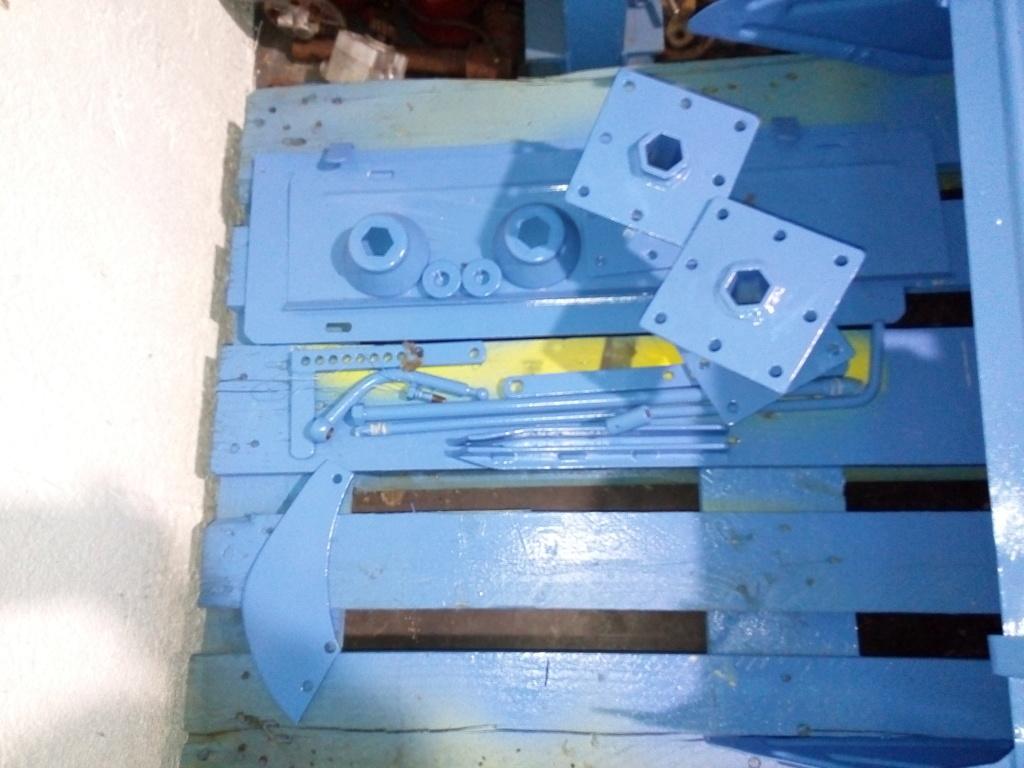 restauration - Restoration d'un Rotovator Img_2011