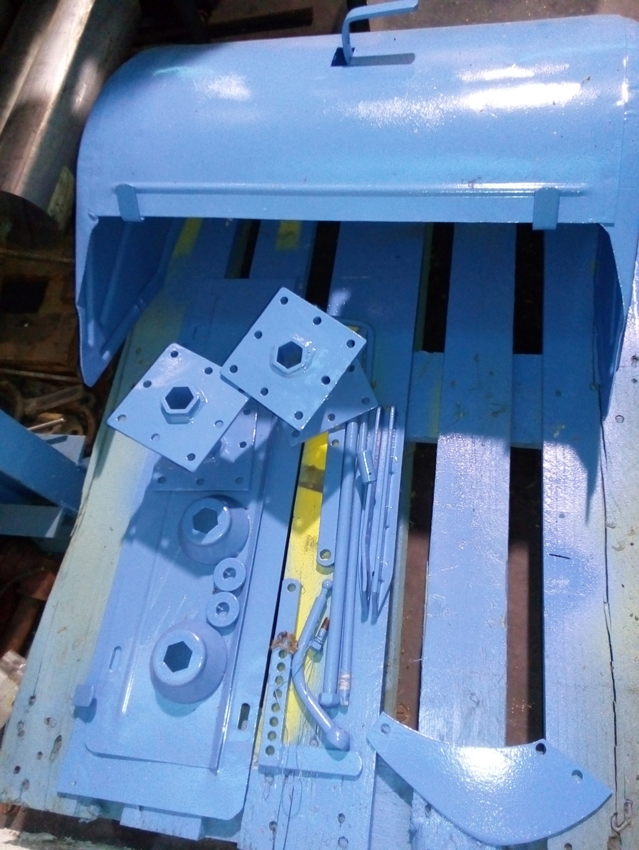 restauration - Restoration d'un Rotovator Img_2012