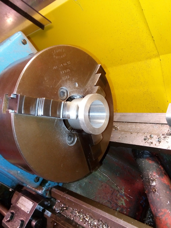 restauration - Restoration d'un Rotovator Img_2061
