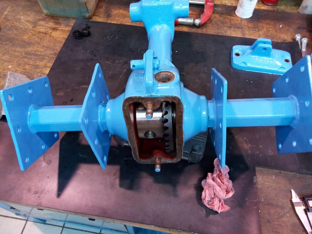restauration - Restoration d'un Rotovator Img_2073