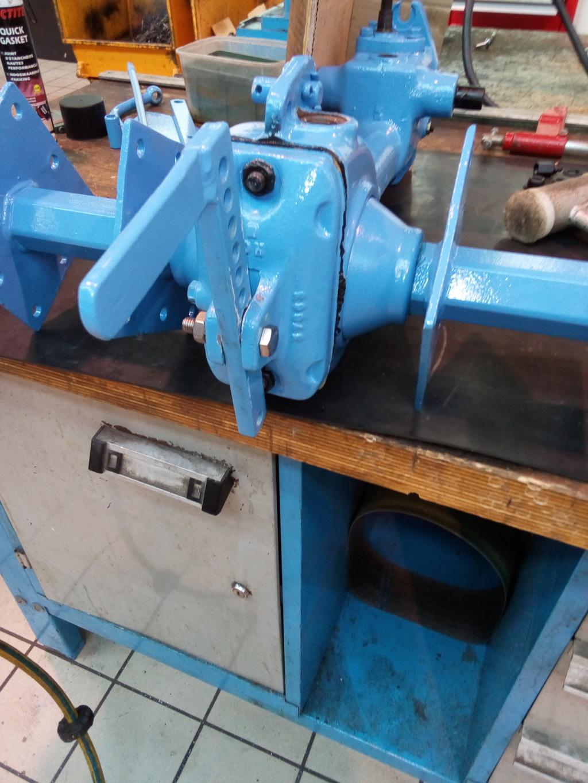 restauration - Restoration d'un Rotovator Img_2082