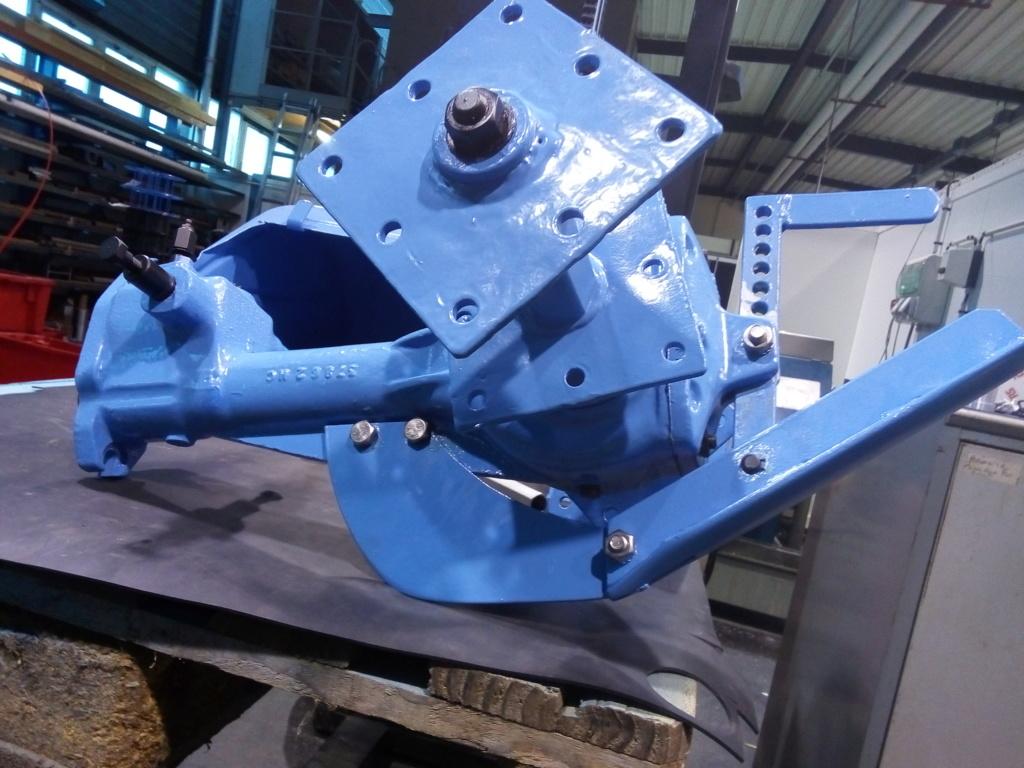 restauration - Restoration d'un Rotovator Img_2090