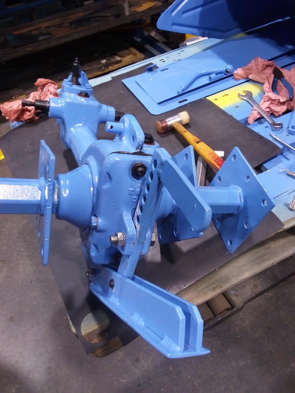 restauration - Restoration d'un Rotovator Img_2092