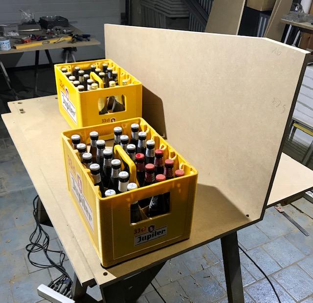[TERMINÉ] PinCaBonAute project - The Munsters /-€ Caisse18