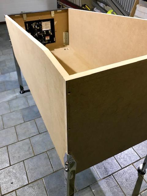 [TERMINÉ] PinCaBonAute project - The Munsters /-€ Caisse33