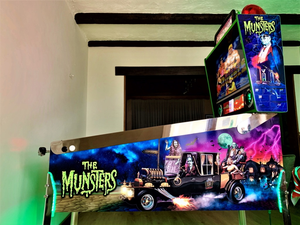 [WIP] PinCaBonAute project 2019 - The Munsters /-€ - Page 6 Pincab57