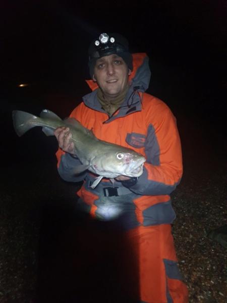 Entering of fish caught 20201110
