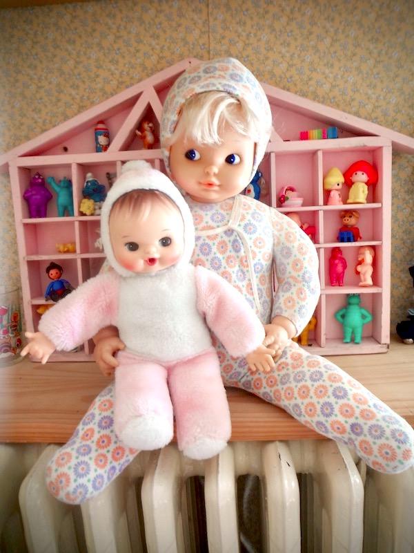 Les poupées de mon enfance: vive les eighties!!!  Dsc05328