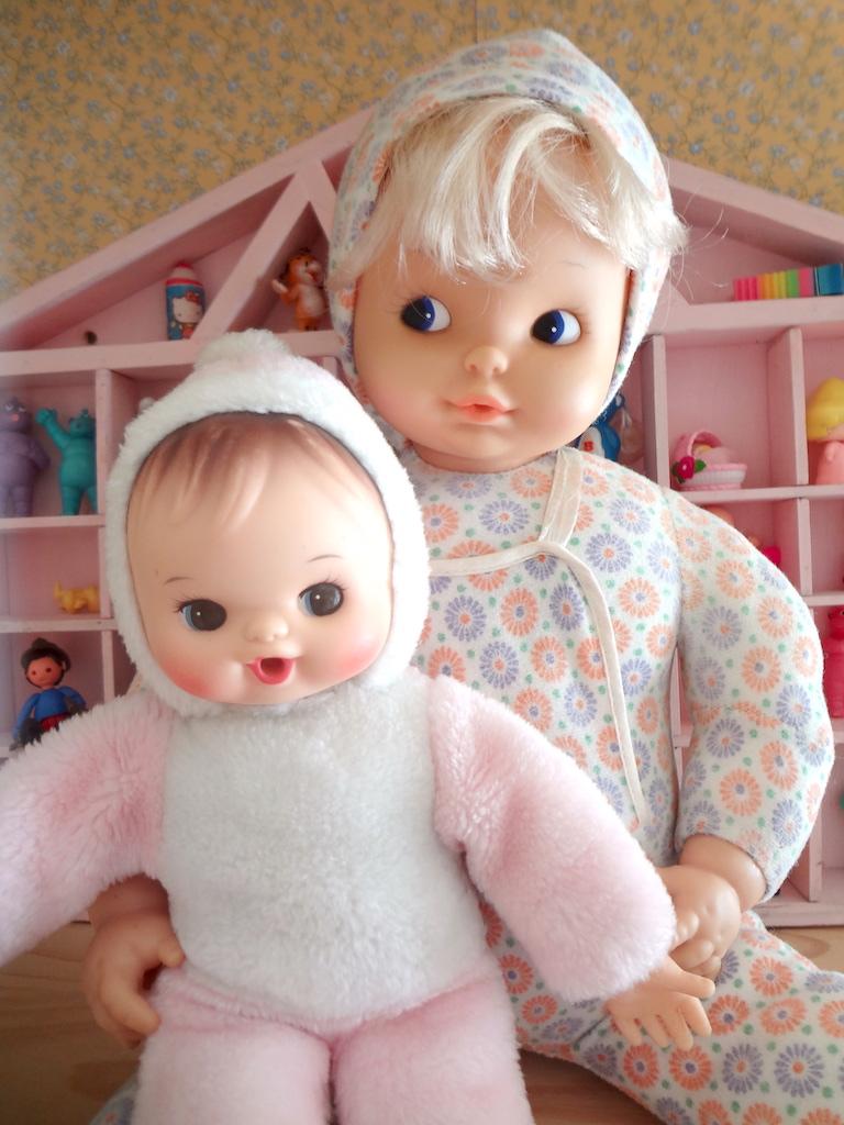 Les poupées de mon enfance: vive les eighties!!!  Dsc05329