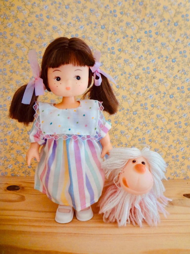 Les poupées de mon enfance: vive les eighties!!!  Dsc05411