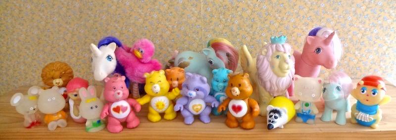 Les poupées de mon enfance: vive les eighties!!!  Dsc05510